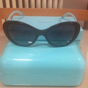 Tiffany Cat Eye Sunglasses